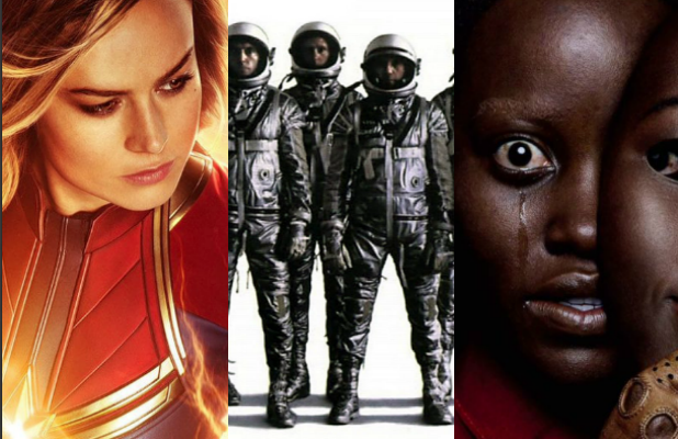 'Captain Marvel' and 'Us' Have Pushed 'The Right Stuff' Back Into the Spotlight