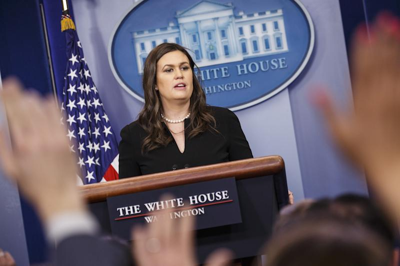 White House Says Russia Sanctions Are Still Under Consideration