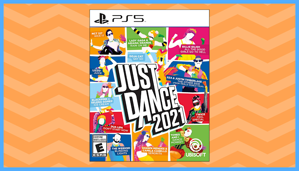 Save 36 percent on Just Dance 2021 for PlayStation 5. (Photo: Amazon)