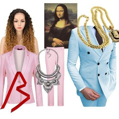 Jay-Z and Beyonce Halloween Costume