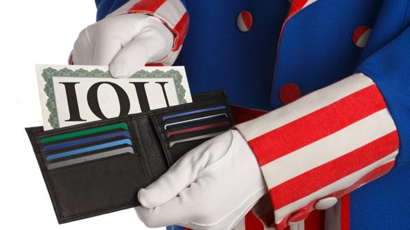 Why the US Should 'Borrow Gobs of Cash' Right Now