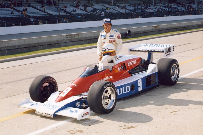 "1979 - CART: Rick Mears (Penske-Cosworth PC6 und PC7)<span class=""copyright"">Indianapolis Motor Speedway</span>"