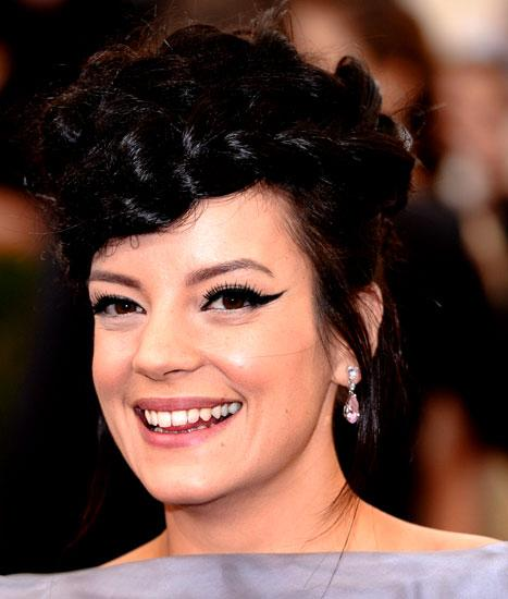 """Lily Allen: """"No Thanks!"""" To Incestuous Game Of Thrones Role Opposite Brother Alfie's Theon"""