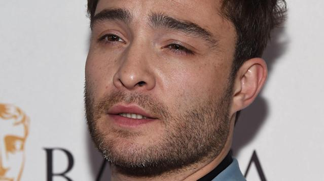 """Former """"Gossip Girl"""" star Ed Westwick has doubled down on his denial."""