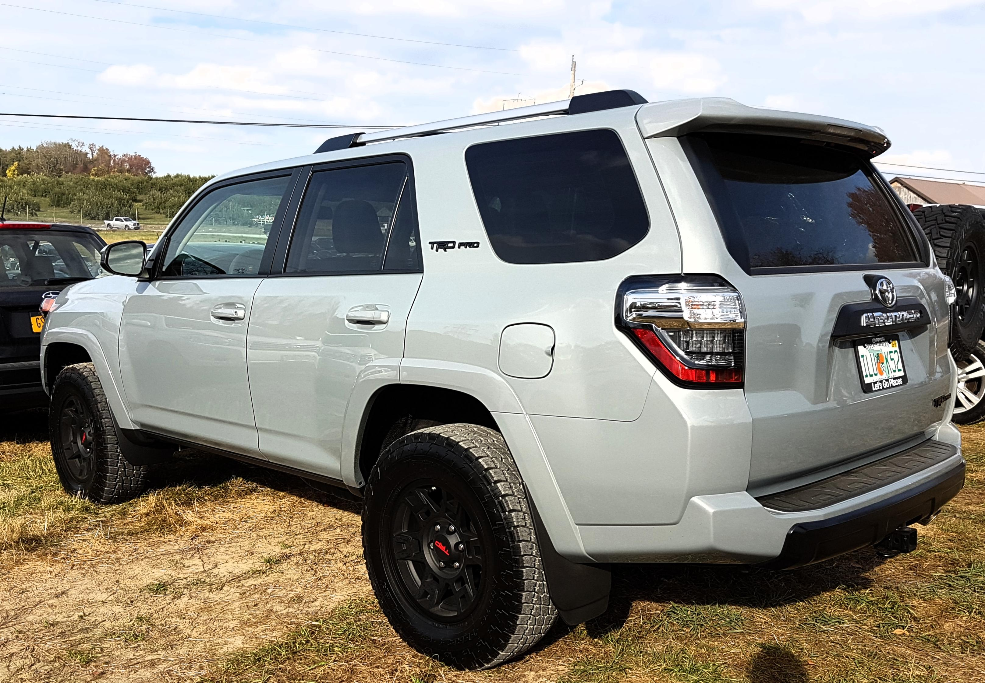 toyota 4runner toyota runner sr premium wd hanover ma with toyota 4runner cheap exterior color. Black Bedroom Furniture Sets. Home Design Ideas
