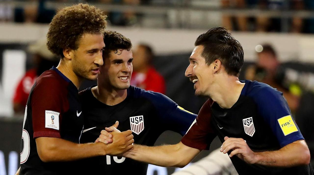 """<p>The U.S. national team found its footing in March as it claimed four vital points across two World Cup qualifiers. Now, with the European and Mexican seasons concluding and MLS in full swing, the player pool is at its healthiest and deepest in some time—just in time for the Americans' toughest trip of the Hexagonal.</p><p>Coach Bruce Arena will need that quality and depth as the USA looks to solidify its World Cup position after last fall's brutal beginning. At 1-2-1, the Americans remain a single point outside of the CONCACAF's three automatic berths to the 2018 tournament. Their June 8 qualifier against visiting Trinidad & Tobago at Dick's Sporting Goods Park outside Denver is a must-win. Then just three days later, the USA will visit Mexico City and the Estadio Azteca, where its only victory in 50 years came in a 2012 friendly. The conditions will be challenging, but it could be worse. That game against Mexico will kick off in the evening rather than in the heat of mid-day, and Arena has almost a full complement of players from which to choose.</p><p>""""I think we have a good group,"""" Arena said Sunday as his qualifying roster of 27 players was unveiled. """"The issue with the players from Europe is they're completing a long season that started last July or August. ... They're at the end and they're probably a little bit beat up. But I know they have another two weeks left in them. It's no secret that we won't be using many of them during [July's] Gold Cup because they need to have some rest before they start for the new season. The MLS players are at a point where they're getting pretty fit and sharp, so I think it's a good time. We have a roster that has good balance all over, we have good young players and hopefully it's a team we can put together to get us points in both games.""""</p><p>The only regular out with an injury is LA Galaxy midfielder Jermaine Jones (knee), whose effectiveness and fit in the USA midfield has been the subject of some recent debate. Meanw"""
