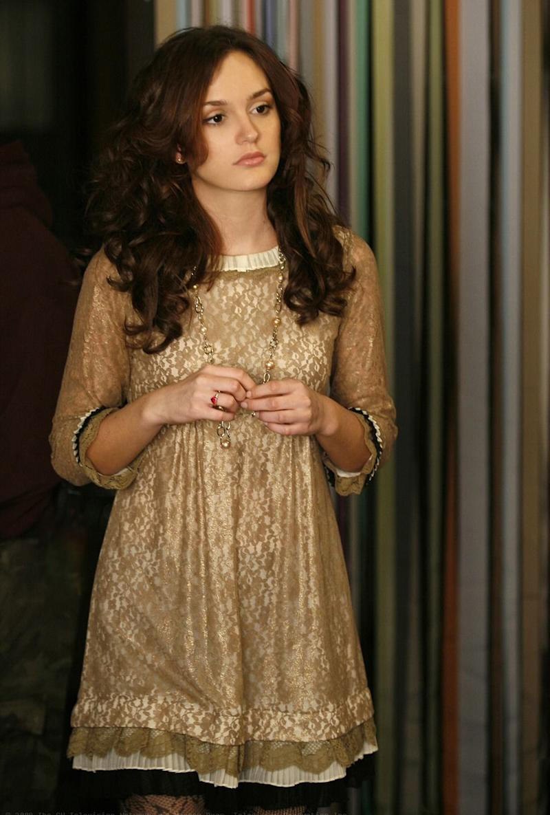 Blair Waldorf in Marc by Marc Jacobs, Thanksgiving