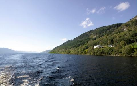 Loch Ness where Nessie is alleged to live  - Credit: McKinlay Kidd