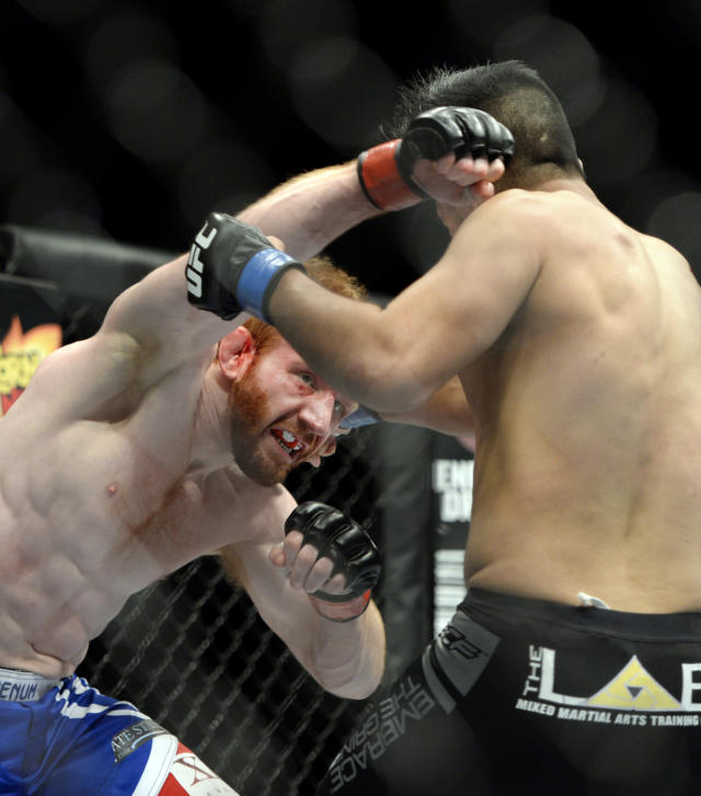 Mark Bocek: PEDs in UFC 'worse than people realize'