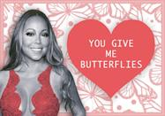 <p>Spread your (emotional) wings and prepare to soar into a new relationship (possibly with a backup dancer) with this love note. (Photo: Getty Images/Illustration by Alex Alonzo) </p>