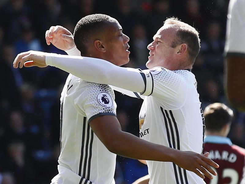 It was Martial's fourth Premier League goal of the season: REUTERS
