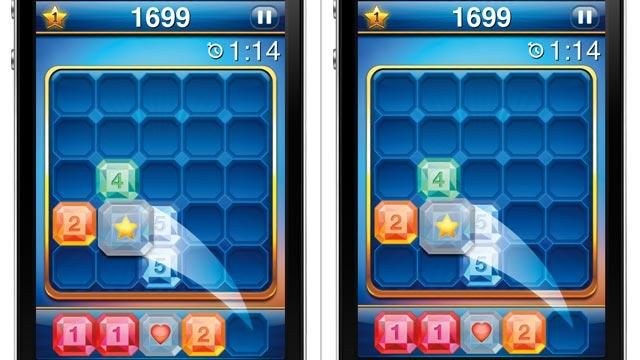 Zynga's Gems With Friends Trades Words for Gem Matching