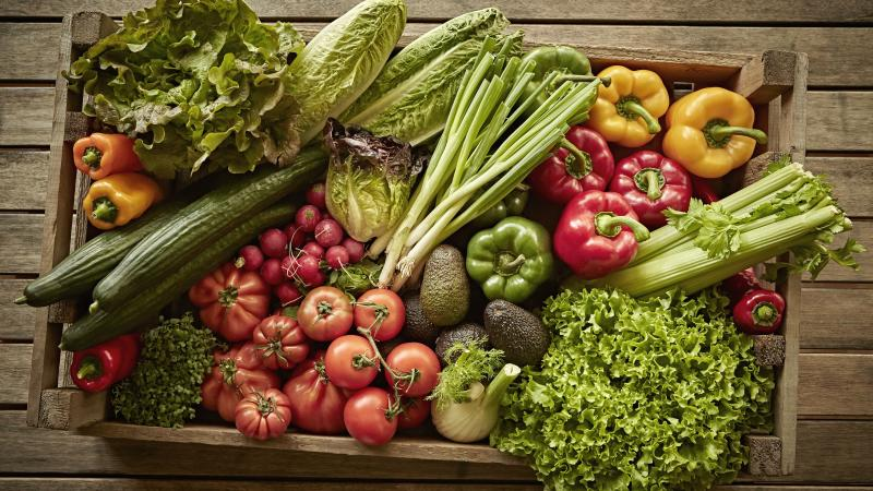 Fresh vegetables. (Getty Images)