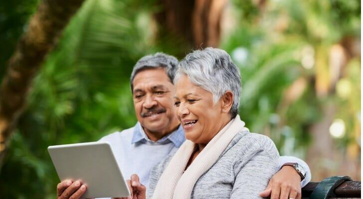 A healthy 401(k) match with a great company match can help you retire comfortably.