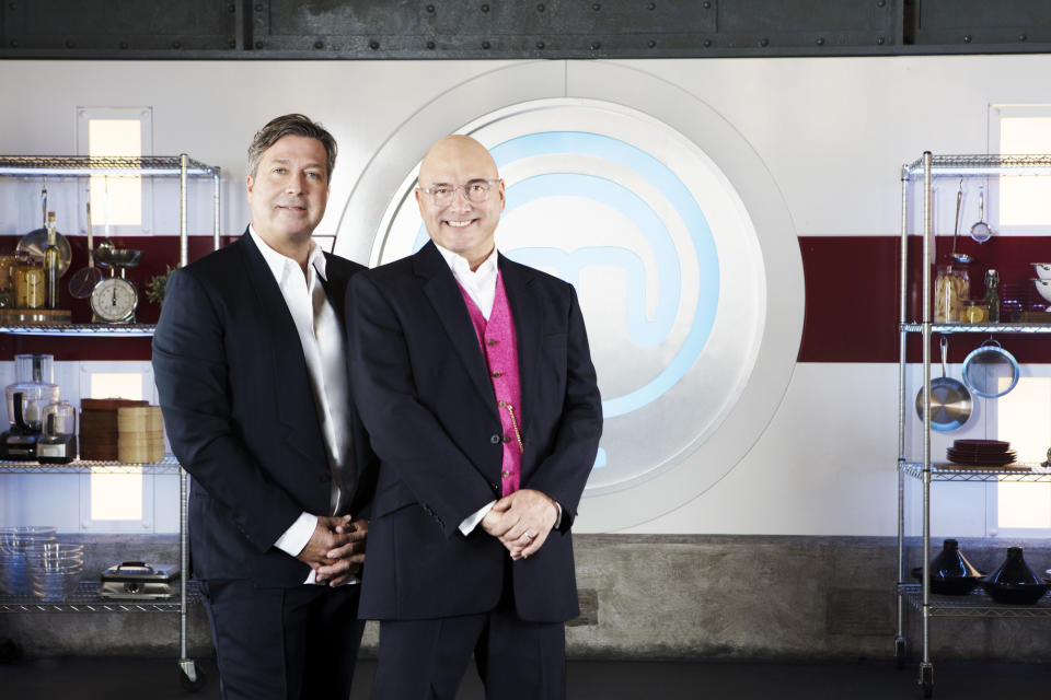 'MasterChef's John Torode and Gregg Wallace eat 'lukewarm' food when judging