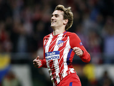Griezmann has scored 19 goals in 22 games since the turn of the year and continues to be linked with Barcelona, who denied that they had struck a deal to sign the Frenchman.