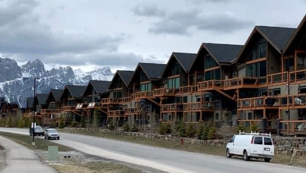 The proposed area structure plan for Three Sisters Mountain Village in Canmore will include a requirement that 20 per cent of future development fit the town's affordable housing requirements. The plan will be debated again on May 11, 2021.