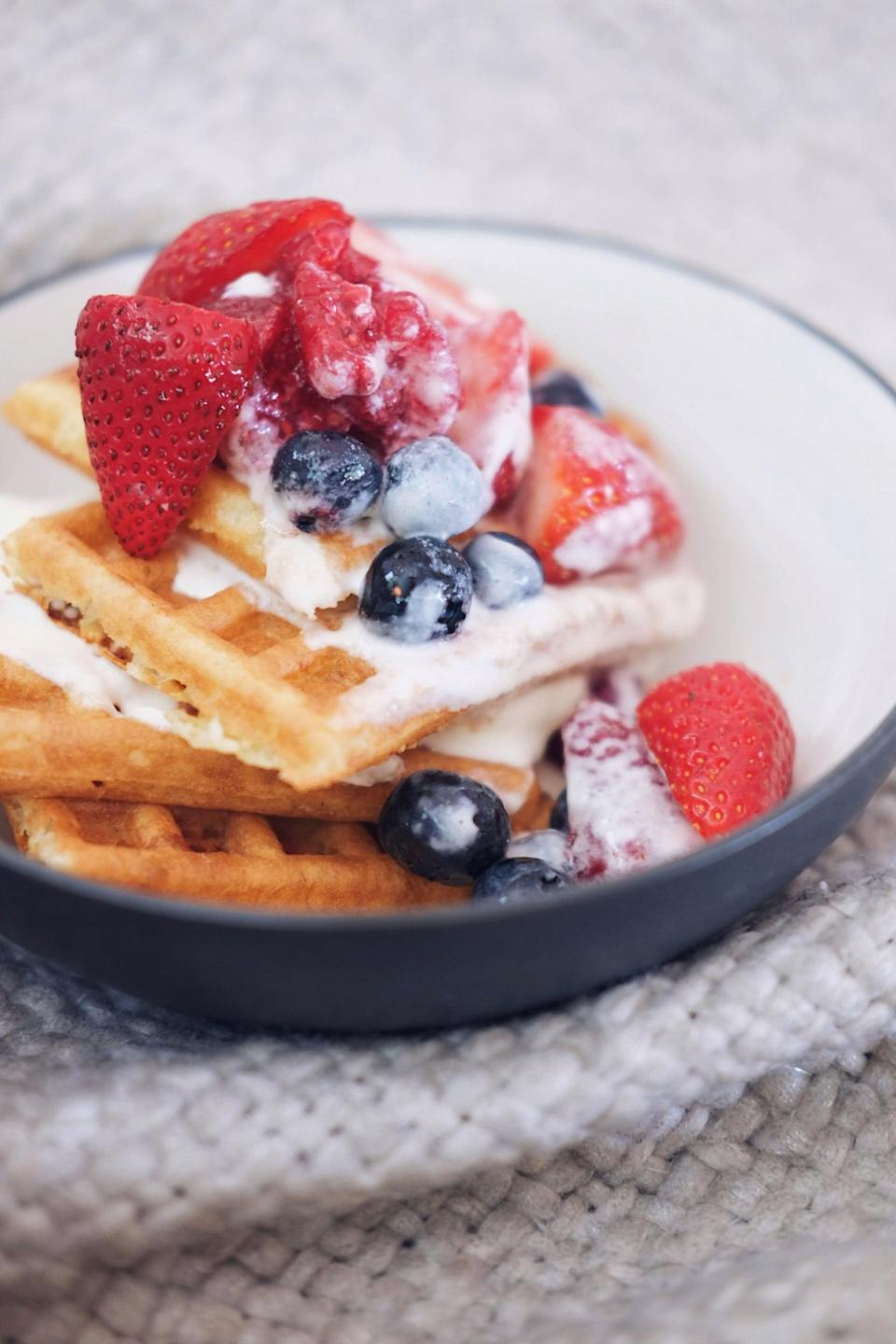 <p>Plan a waffle-themed brunch and go all out with it!</p>