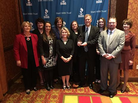 Signature Performance Inc Recognized For Integrity By The Omaha