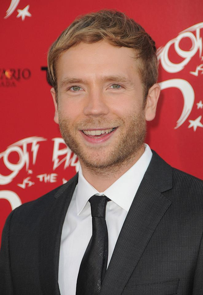 "<a href=""http://movies.yahoo.com/movie/contributor/1800026807"">Mark Webber</a> at the Los Angeles premiere of <a href=""http://movies.yahoo.com/movie/1810070753/info"">Scott Pilgrim vs. the World</a> - 07/27/2010"