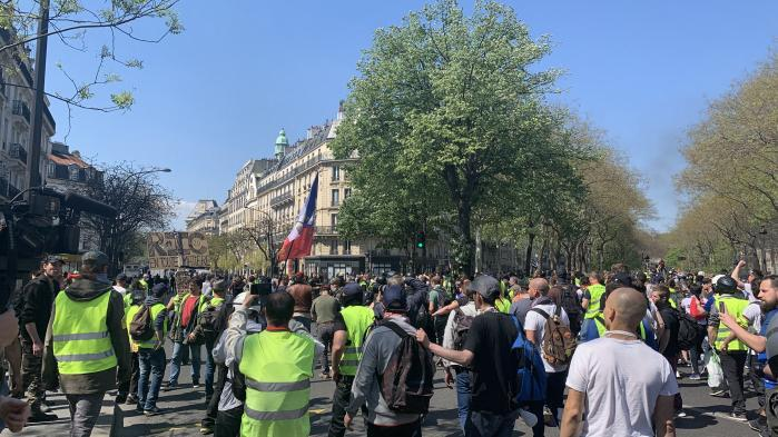 """Gilets jaunes"" : le point sur les manifestations partout en France"
