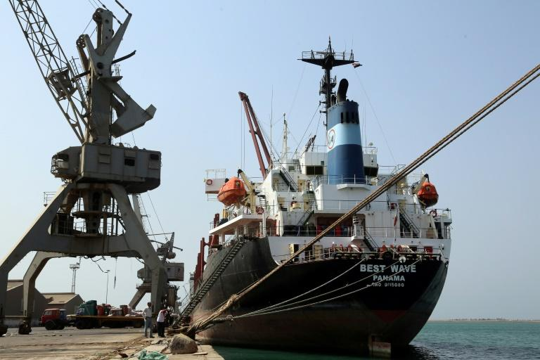 Yemen's rebel-held Red Sea port of Hodeida is  a key entry point for United Nations aid to war-torn Yemen