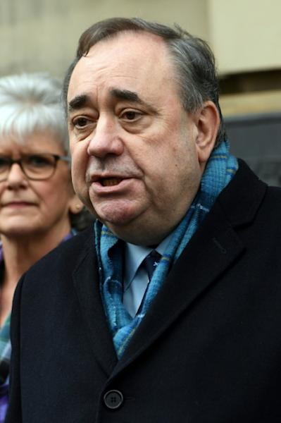 Alex Salmond worked as an economist with the Royal Bank of Scotland before entering the British parliament