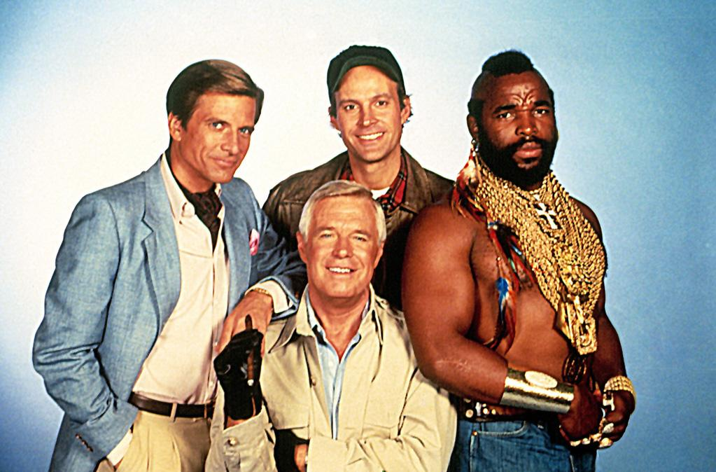 """So if you had a problem, and no one else could help, and you could find them, which version of """"The A-Team"""" would you hire? Let us know in the comments.   <a href=""""http://movies.yahoo.com/showtimes-tickets/movies/1808402981-movie/"""">Find showtimes and tickets for """"The A-Team"""" movie >></a>"""
