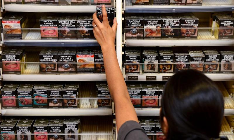 Big tobacco giving retailers cash and international trips to promote products, study finds