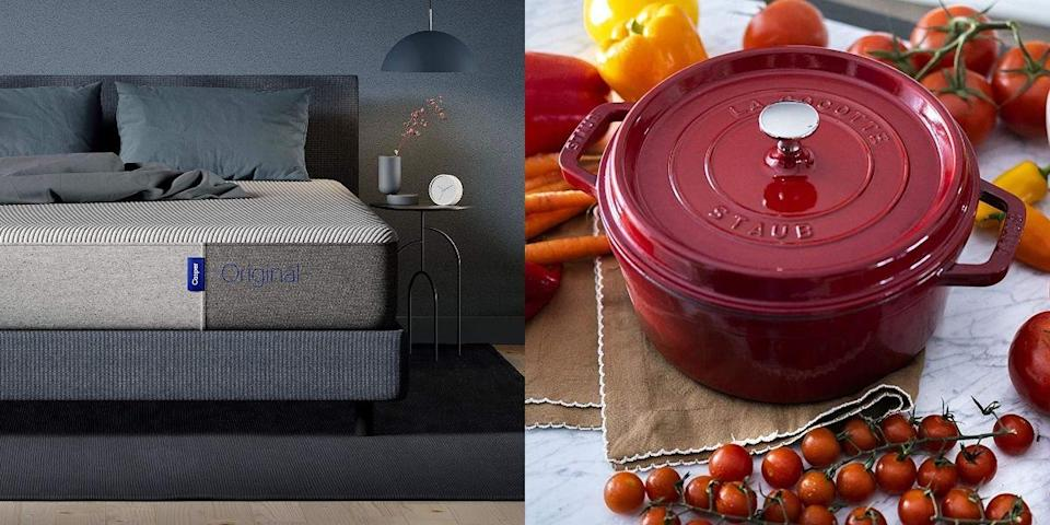 """<p>After weeks of anticipation—and resisting the urge to spend our entire shopping budget—<a href=""""https://www.housebeautiful.com/shopping/best-stores/a34079601/black-friday-deals-2020/"""" rel=""""nofollow noopener"""" target=""""_blank"""" data-ylk=""""slk:Black Friday week"""" class=""""link rapid-noclick-resp"""">Black Friday week</a> is finally here. For the next seven, glorious days, a bunch of websites are offering unbelievable deals on cookware, <a href=""""https://www.housebeautiful.com/shopping/best-stores/a29789963/black-friday-furniture-decor-deals/"""" rel=""""nofollow noopener"""" target=""""_blank"""" data-ylk=""""slk:furniture"""" class=""""link rapid-noclick-resp"""">furniture</a>, and <em>so</em> much more. Yes, there's a lot of shopping to do, so why not start with Amazon? </p><p>Nicknamed the Internet's Everything Store, <a href=""""https://www.housebeautiful.com/shopping/best-stores/g32904373/best-selling-amazon-products/"""" rel=""""nofollow noopener"""" target=""""_blank"""" data-ylk=""""slk:Amazon"""" class=""""link rapid-noclick-resp"""">Amazon</a> is known for having incredible, daily deals. But, this week? You can expect deals that are truly in a league of their own. But with so many deals to shop, finding the best bang for your buck can be easier said than done. To help, we're sharing the best home, kitchen, and tech products to add to cart during <a href=""""https://www.amazon.com/blackfriday?tag=syn-yahoo-20&ascsubtag=%5Bartid%7C2089.g.34775365%5Bsrc%7Cyahoo-us"""" rel=""""nofollow noopener"""" target=""""_blank"""" data-ylk=""""slk:Amazon's big Black Friday Deals Week sale event"""" class=""""link rapid-noclick-resp"""">Amazon's big Black Friday Deals Week sale event</a>. Whether you want to get a head-start on your holiday shopping or treat yourself to something shiny and new, one thing's for sure: These deals will not disappoint.</p>"""