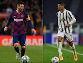 Lionel Messi and Cristiano Ronaldo will renew acquaintances when Barcelona and Juventus clash in the group stage, although the Portuguese superstar is currently self-isolating with Covid-19