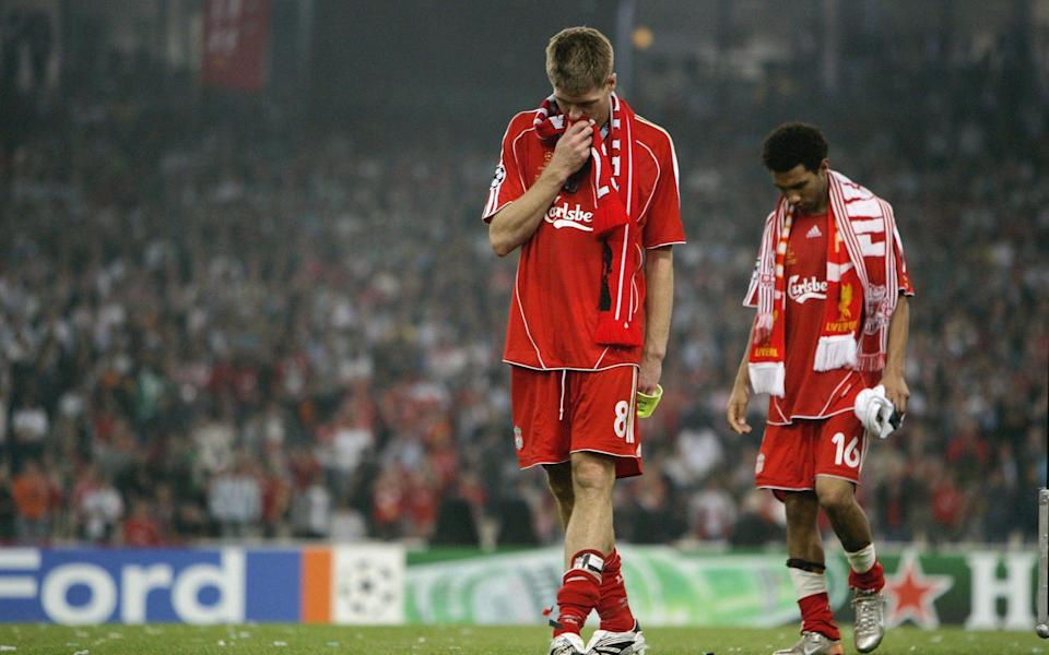 How Liverpool history was changed by aftermath of 2007 Champions League final defeat to AC Milan - Action Images