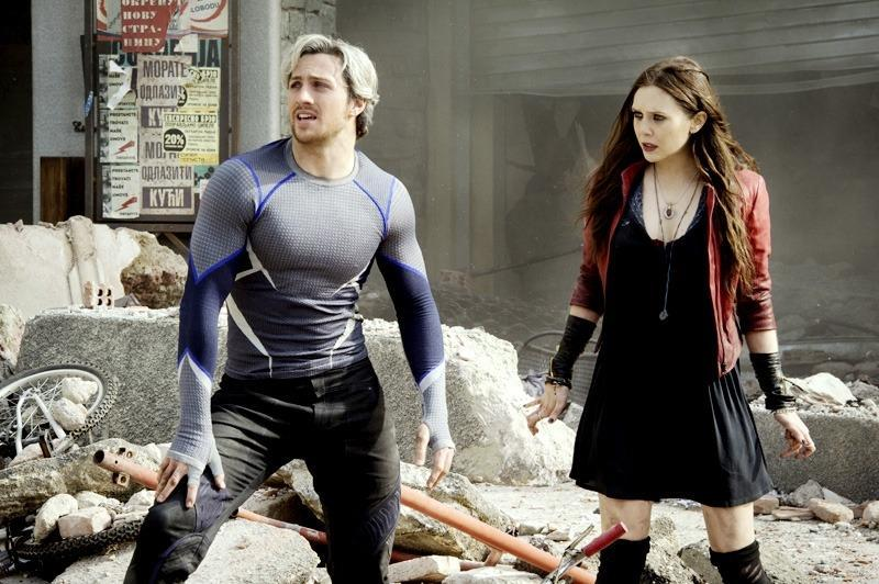 Check Out These New Images for Avengers: Age of Ultron