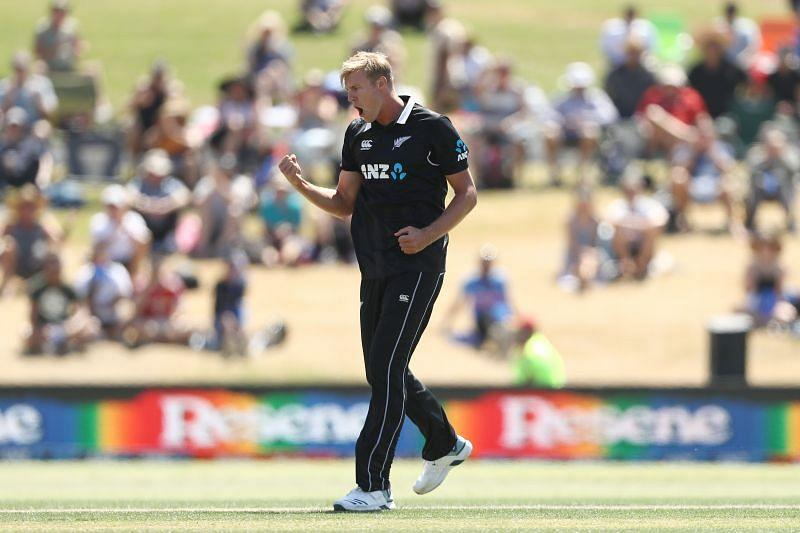 NZ vs WI 2020: Shane Bond believes Kyle Jamieson can land an IPL contract with good performances in T20Is