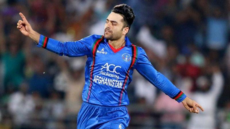 Rashid Khan was instrumental in Afghanistan's qualification to the World Cup