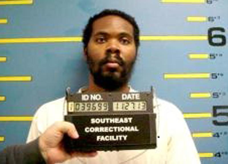 This undated photo provided by the Missouri Department of Corrections shows Cornealious Anderson. Anderson was convicted of armed robbery in 2000, sentenced to 13 years in jail and told to await instruction on when to report to prison. Those instructions never came and he went on about his life until the clerical error was caught in 2013. Anderson's attorney says Anderson was not a fugitive, was never on the run and has filed an appeal seeking the release of the married father of three he described as a model citizen. (AP Photo/Missouri Department of Corrections)