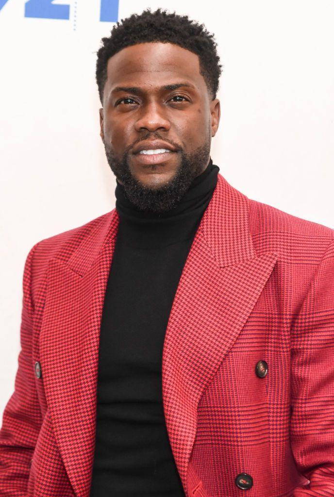 """<p><strong>Nickname: </strong>Flip</p><p>""""I wore sneakers that were too big because the girls would see them and think: Oh my god, you know what that means',"""" Kevin joked to <a href=""""https://www.timeout.com/london/news/kevin-hart-from-night-school-reveals-his-weird-college-nickname-100118"""" rel=""""nofollow noopener"""" target=""""_blank"""" data-ylk=""""slk:Time Out."""" class=""""link rapid-noclick-resp"""">Time Out.</a> """"They were flipping off all over the place.""""</p>"""