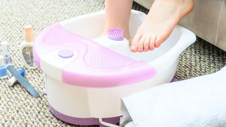 Best gifts under $30: Conair pedicure foot spa