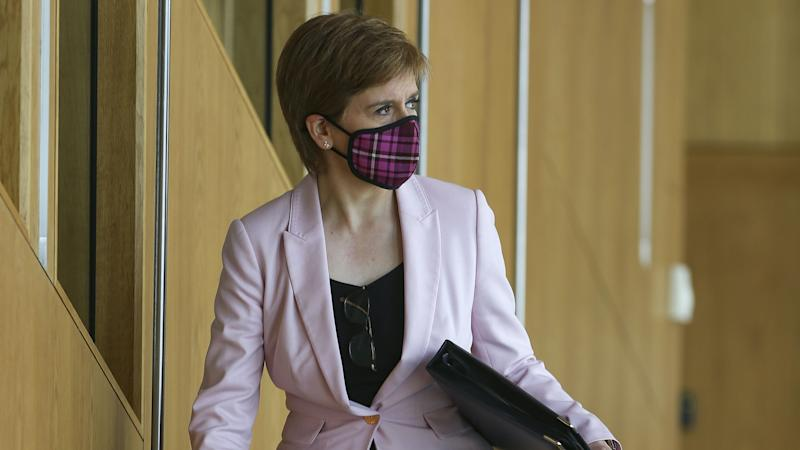 Sturgeon's 'national mission' to create new, green jobs in wake of Covid-19