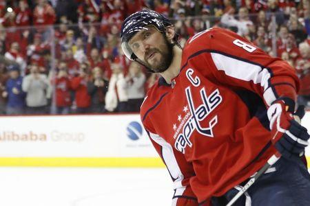 Capitals' Ovechkin to skip All-Star Game, will be suspended one game