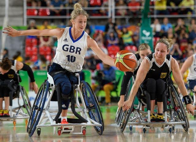 2016 Rio Paralympic Games – Day Three