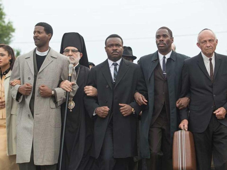 Ava DuVernay's 'Selma', with David Oyelowo as Martin Luther  King (Paramount Pictures)