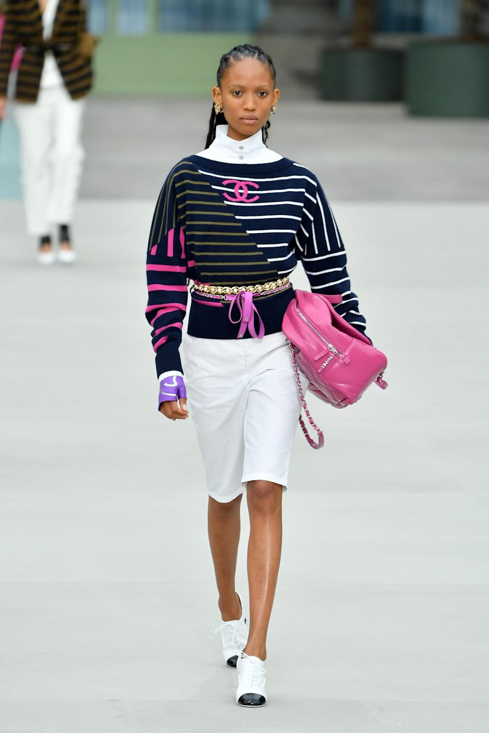 Chanel Cruise 2020: Virginie Viard unveils relaxed look after Lagerfeld