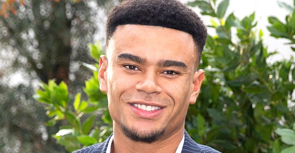 2018's Love Island contestant Wes Nelson (ITV Pictures)