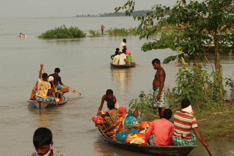 Assam Flood Situation Improves But 8.54 Lakh People in 19 Districts Still Affected