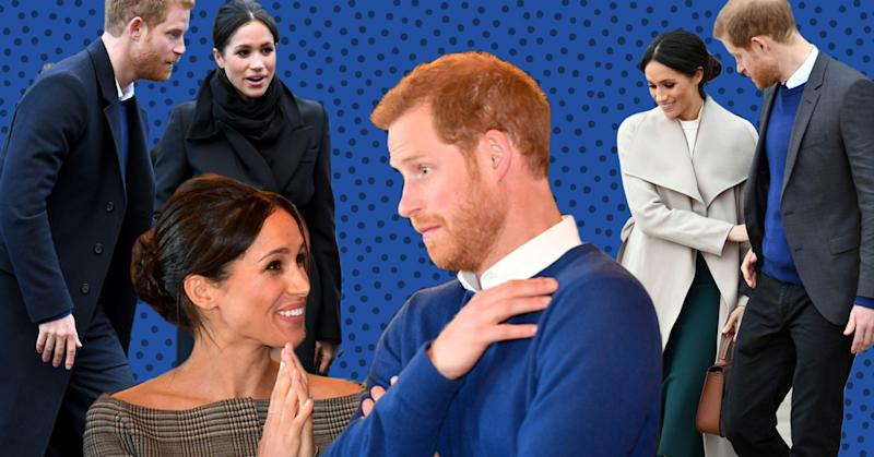 Quiz: How much you know about Prince Harry and Meghan Markle's