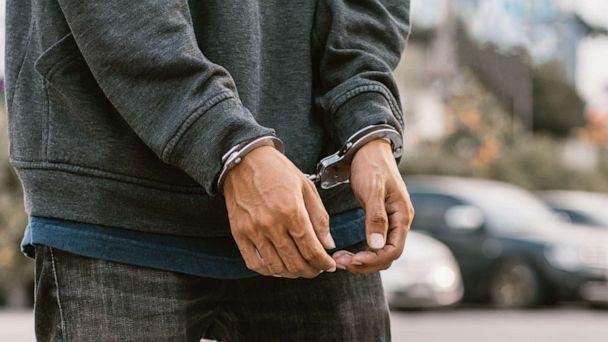 PHOTO: A person is arrested in this stock photo. (STOCK PHOTO/Getty Images)