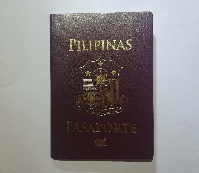 philippine passport application for a baby