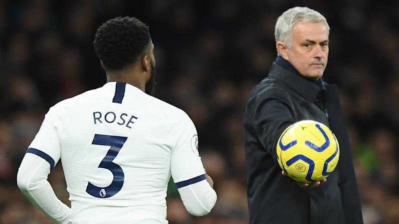 'I gave him a great opportunity' - Mourinho hits back at Rose criticism