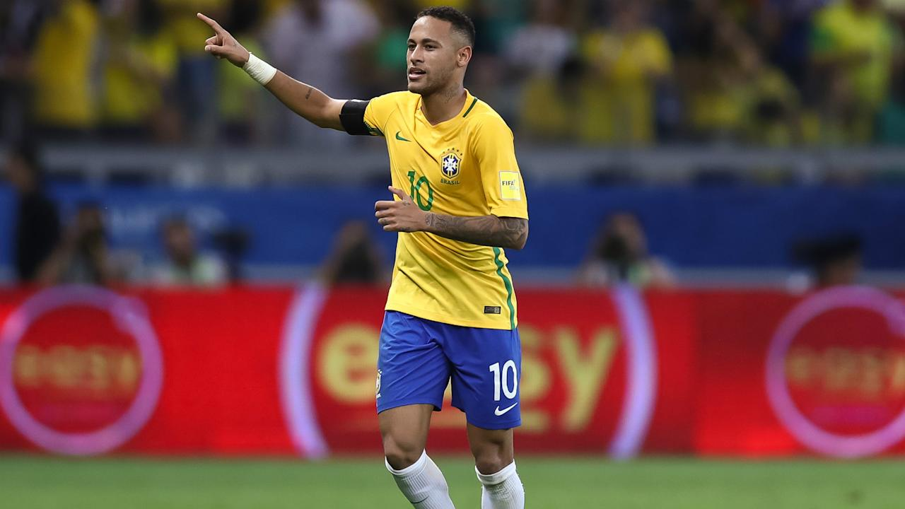 Real Madrid duo Marcelo and Casemiro have joined Neymar in being left out of the Brazil squad for their upcoming friendly matches.